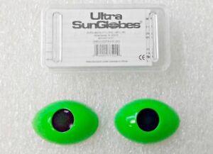 Tanning Bed Eyewear SUN GLOBES Goggles GREEN