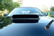 Large Hood Scoop 2001-2002 Subaru Impreza Bugeye WRX STi Style Fiberglass