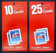Canada 1989 OPUSCOLI sb121-2 CAT £ 33 NUOVO prezzo più basso fp7707