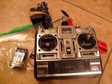 Vintage Futaba PCM 1024 FP-T5UAP Transmitter/Receiver FP-R127DF Dual Conversion