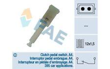 FAE Interruptor luces freno para AUDI 100 200 V8 80 COUPE 90 CABRIOLET A8 A6 A4