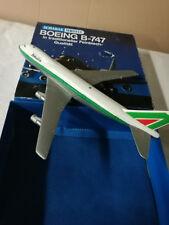 SCHABAK  1/250  BOEING  B-747  DE  LA  COMPAGNIE  ALITALIA
