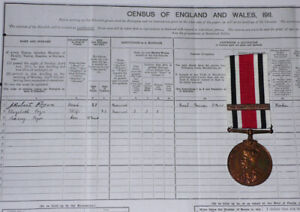 GvR SPECIAL CONSTABULARY LS MEDAL WITH GREAT WAR CLASP