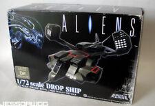 missing antenna 1/72 Drop Ship Aliens Queen figure Aoshima movie diecast model