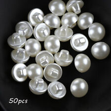 Garment Decorative Scrapbooking Sewing Clothing Dress Accessories Pearl Buttons