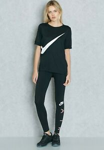 Nike NSW Air Leggings Women,s -Black