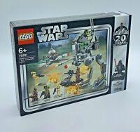 Lego Star Wars Clone Scout Walker 20th Anniversary Edition Darth Vader 75621