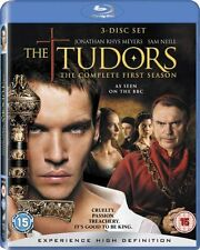 Tudors - The Complete First Season (Blu-ray Disc, 2008)