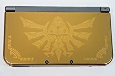 Nintendo 3ds XL Hyrule Limited Edition Gold Console Zelda Refurbished 'NEW'
