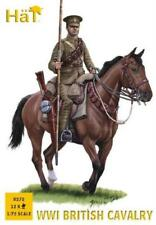 Cavalry British 1:72 Scale Toy Soldiers