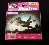 Revell MiniJets F-117 Stealth Bomber Mini Jets Model Kit Airplane New in Box