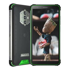 Blackview BV6600E 8580mAh 3+32GB Telefono Indistruttibile Smartphone Android 11