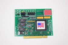 Quick Post PCI Rev 2 computer diagnostic / bios error board / card