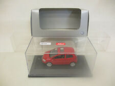 mes-64710Schuco 1:43 VW Fox rot sehr guter Zustand,mit Originalverpackung,