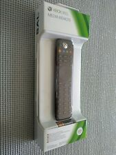 Microsoft Xbox 360 Official Media Remote - Black - ** New & Sealed **