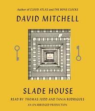 David Mitchell SLADE HOUSE Audio Book 6CDs