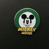 Oh Mickey! Mystery Pouch - Dark Green Only - Disney Pin 75890