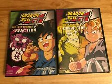 Dragon Ball GT: The Lost Episodes Vol. 1 & 2: Reaction & Conviction [DVD Uncut]