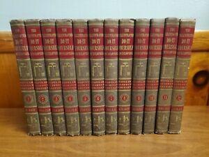 The Popular Mechanics Do It Yourself Encyclopedia 1956 Full 12 Volume Set
