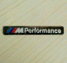 M Performance M3 M5 Sport Emblem Car Badge BLACK Sticker 4 BMW E36 E46 E90 E60