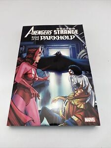 AVENGERS DOCTOR STRANGE RISE OF THE DARKHOLD TPB Scarlet Witch OOP