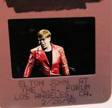 ELTON JOHN 6 Grammy Awards  sold more than 300 million records ORIGINAL SLIDE 18