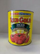 Red Gold Diced Tomatoes #10 Can