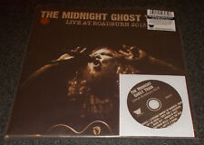 THE MIDNIGHT GHOST TRAIN-LIVE AT ROADBURN 2013-GOLD VINYL G/F LP+CD-100 ONLY-NEW