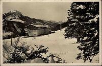 Hindelang Bayern Schwaben Allgäu 1940 Oberjoch Alpen Haus Ingeburg Pension Hotel