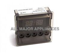 EXPRESS Smeg Oven Digital Electronic Clock Timer Programmer TRA90BL TRA90BL9
