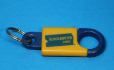 Vintage Blockbuster Video Keychain