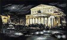 RIOLIS 1638 Bolshoi Theatre Kit broderie Point de Croix Compté