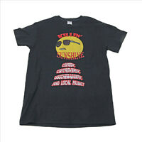 EUC Black Killin Sunshine Showcase Event Tee Shirt Small