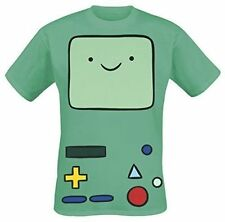 Men's Adventure Time The Beemo Character T-shirt Medium Cs077 HH 10