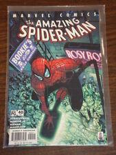 AMAZING SPIDERMAN #40 VOL2 MARVEL COMICS SPIDEY JUNE 2002