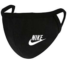 Nike - Face Mask Cover Fashion 2 Layers + Pocket Custom Made in US