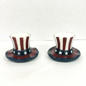 Patriotic Uncle Sam Hat 4th of July Floater Candles