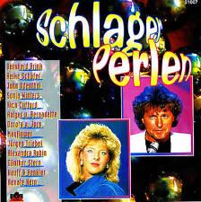 Schlager - Perlen 16 TRACKS CD New & orig. Box Brink, Manuela, Hauf & Henkler