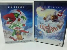 A Christmas Carol & How the Grinch Stole Christmas ⭐AUTHENTIC MOVIE PRODUCTS