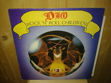 "DIO rock 'n' roll children - 12"" MAXI 45T"