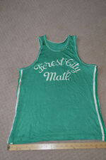 Vintage Forest City Mat'e Basketball Uniform Jersey (40's or 50's)