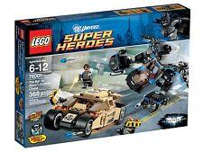 76001 THE BAT VS. BANE TUMBLER CHASE lego NEW dc super heroes dark night batman
