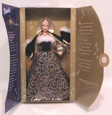 BARBIE DOLL 2001 RING IN THE NEW YEAR MIB Blonde
