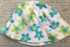 Next Girls Floral Sun Hat Age 6-12 Months