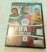 PlayStation 2 -Video Game-(FIFA Soccer 07)