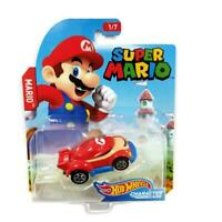 Hot Wheels Super Mario Collectable Vehicle