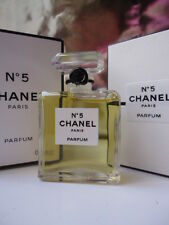 CHANEL No5 PARFUM 7.5ml VINTAGE 1980s-1990s Sealed Box & Luxury Chanel Gift Wrap