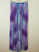 TREE OF LIFE | Womens Maxi Tie Dye Skirt [ O/S or AU 8 - 10 - 12  ]