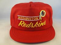 Kids Youth Size NFL Washington Redskins Vintage Snapback Hat Cap American Needle