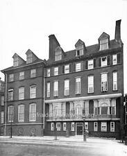 Photo. 1879. Chelsea Embankment, UK. Old Swan House